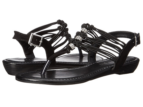 Madden Girl - Tangle (Black Fabric) Women's Sandals