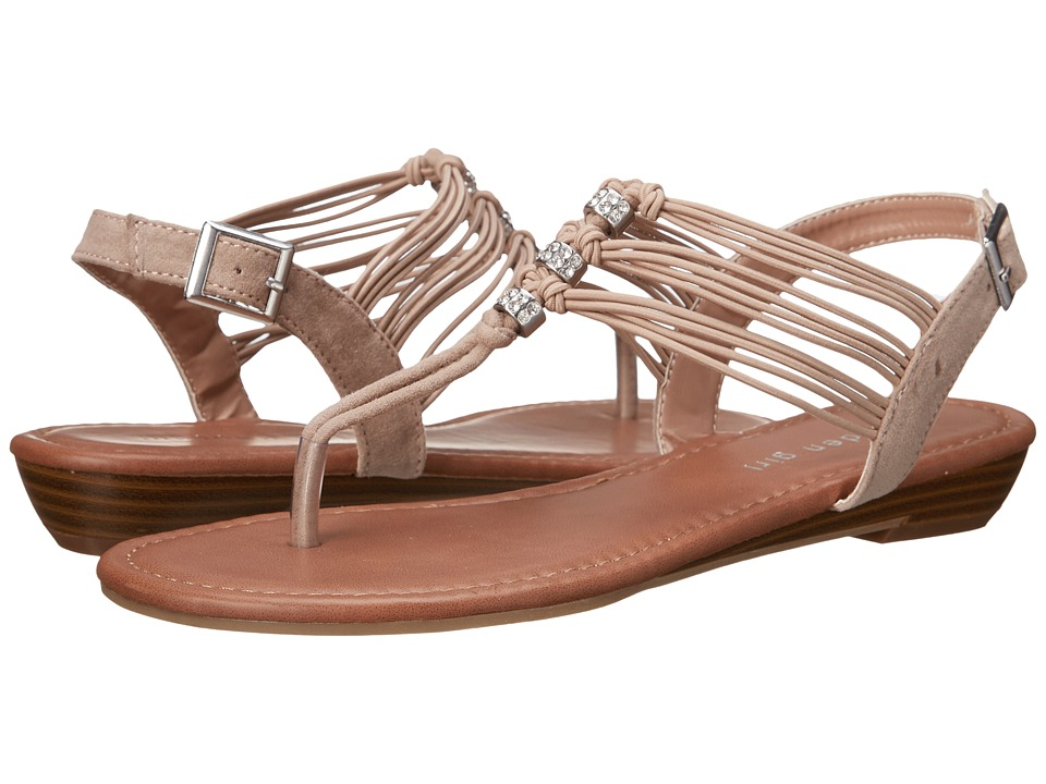 Madden Girl - Tangle (Blush Fabric) Women's Sandals
