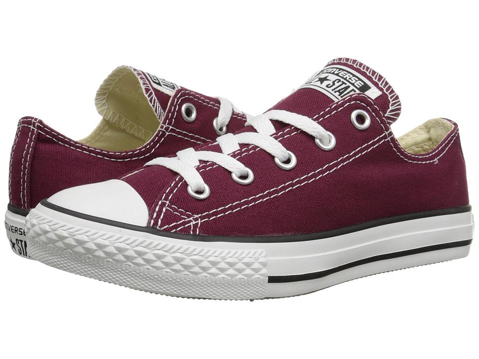 Converse Kids - Chuck Taylor (Little Kid) (Oxheart) Kid's Shoes