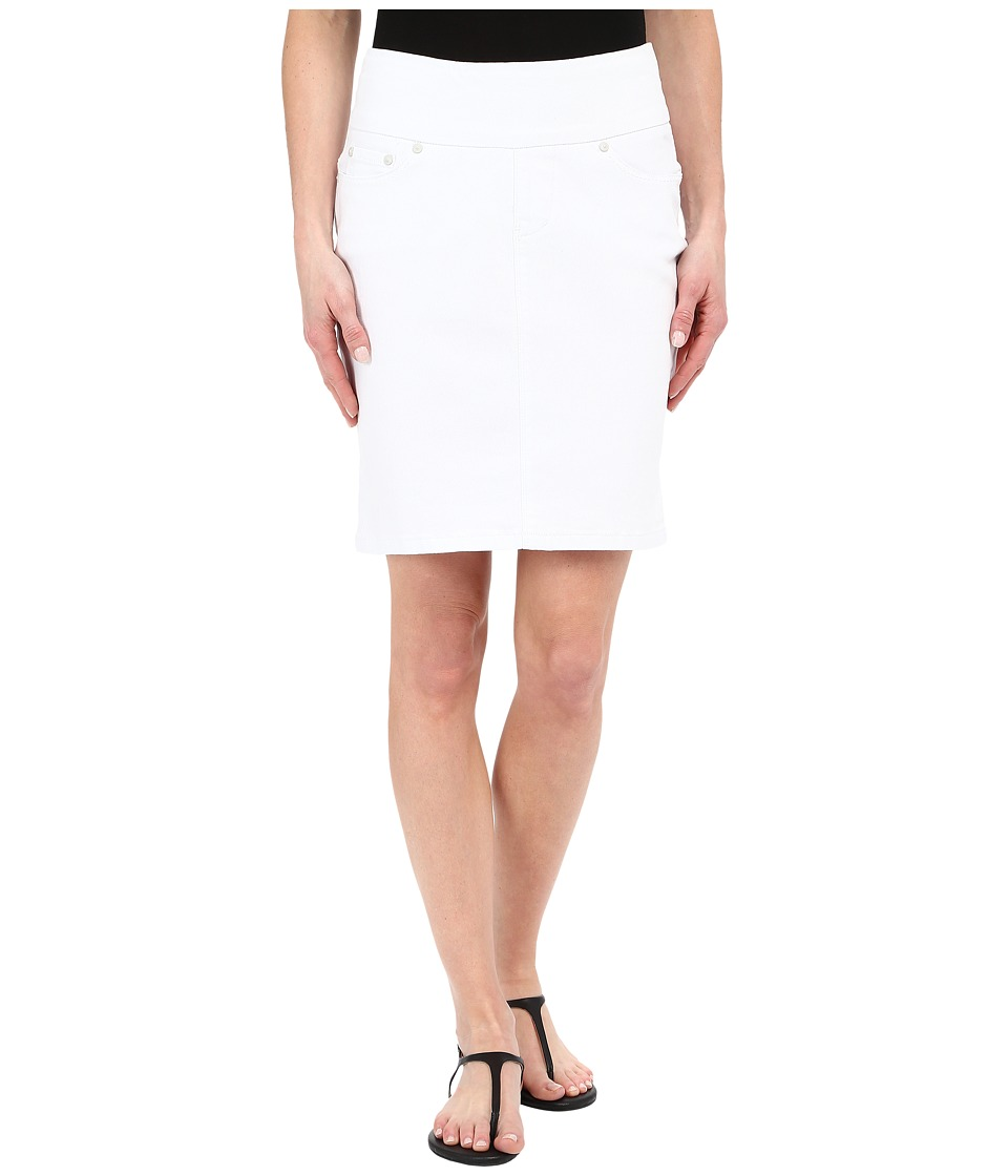 Jag Jeans - Ingram Skirt in White Denim (White) Women's Skirt