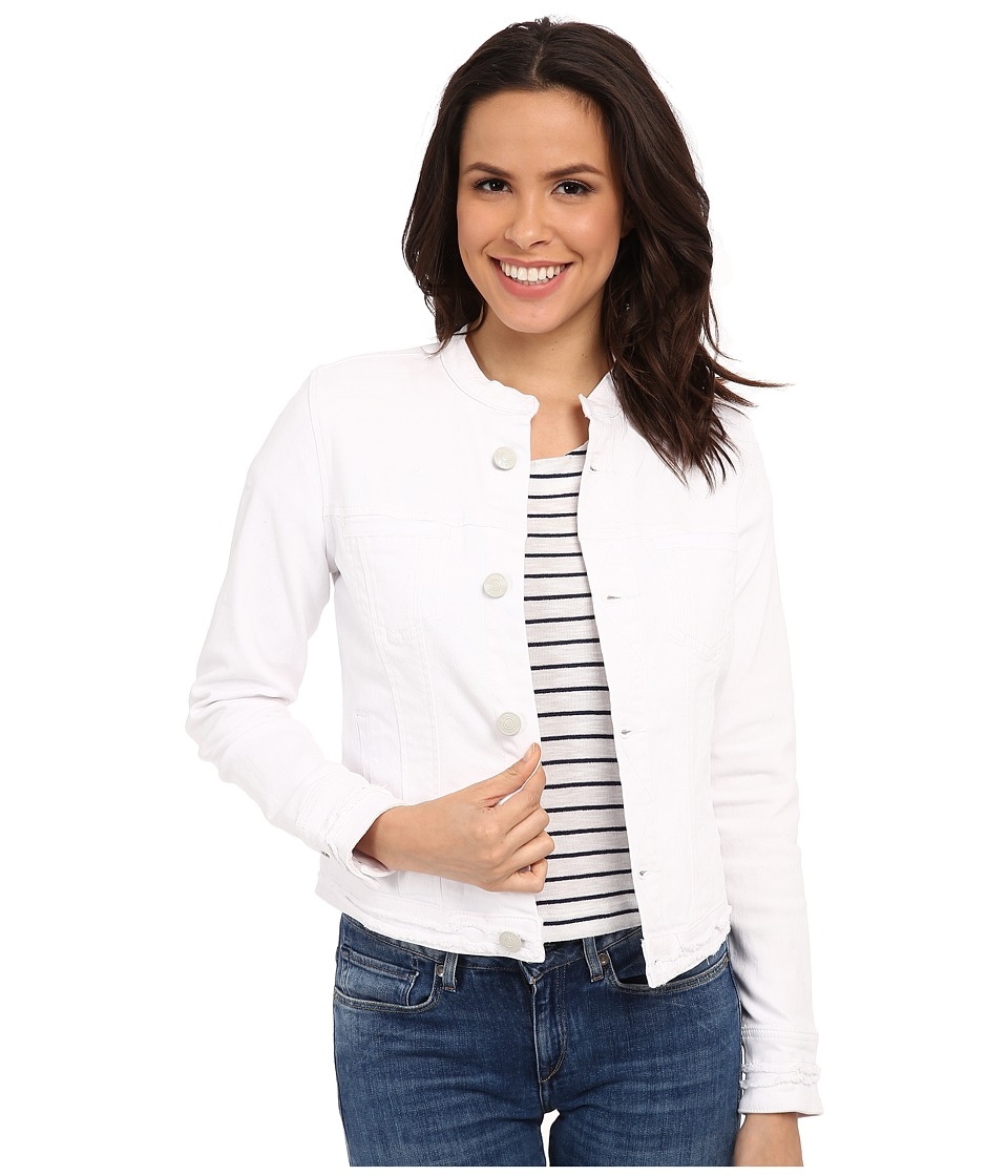 Jag Jeans - Dixie Jacket in White Denim (White) Women's Coat
