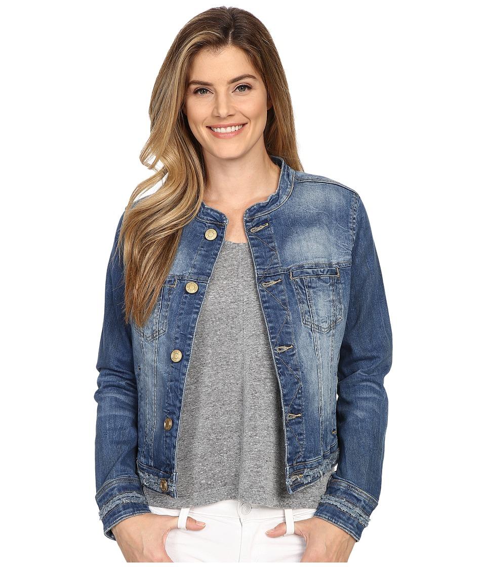 Jag Jeans - Dixie Jacket Capital Denim in Blue Carbon (Blue Carbon) Women's Coat