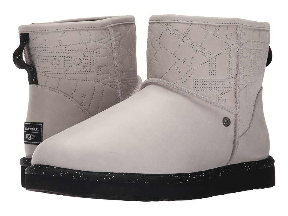 UGG - Millennium Classic Mini (Grey) Men's Pull-on Boots