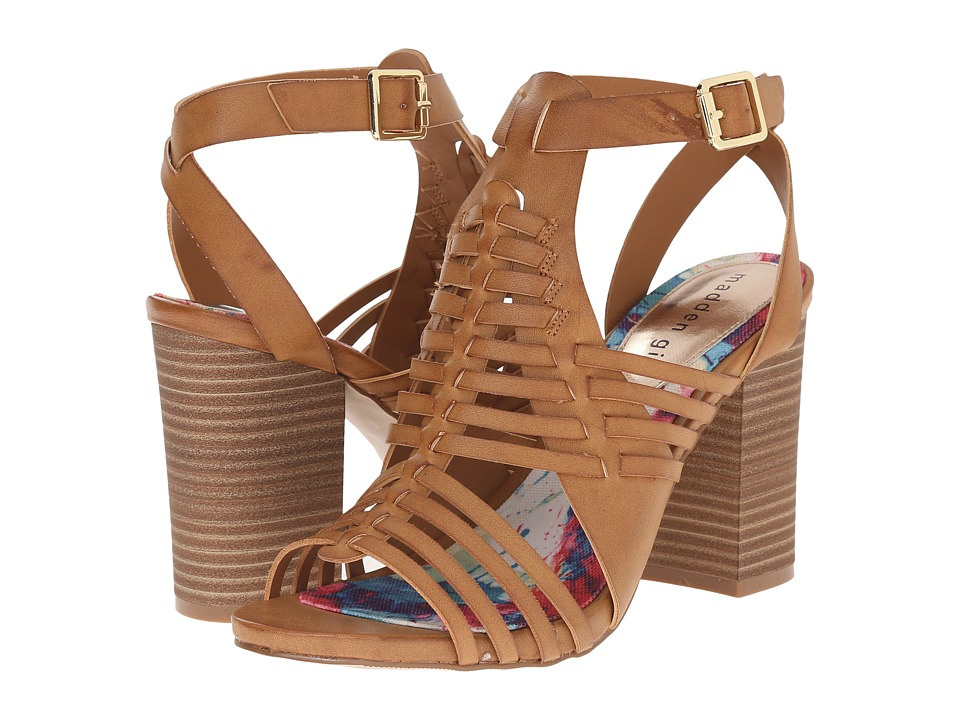 Madden Girl - Remiie (Cognac Paris) Women's Sandals