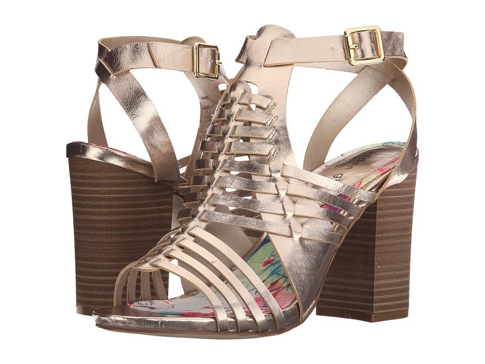 Madden Girl - Remiie (Platinum) Women's Sandals