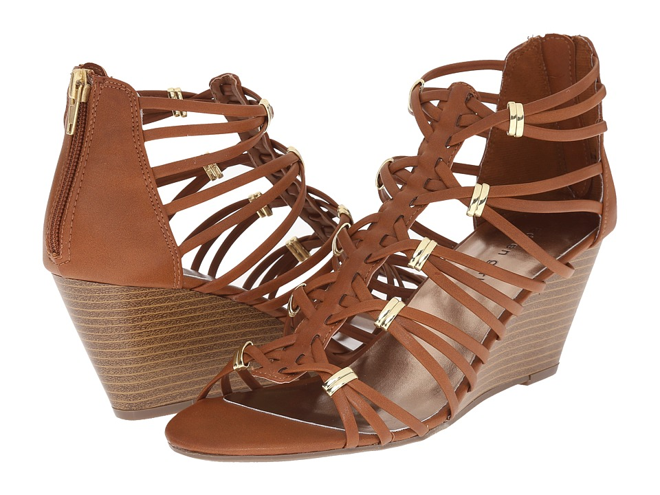 Madden Girl - Hoistt (Cognac Paris) Women's Sandals