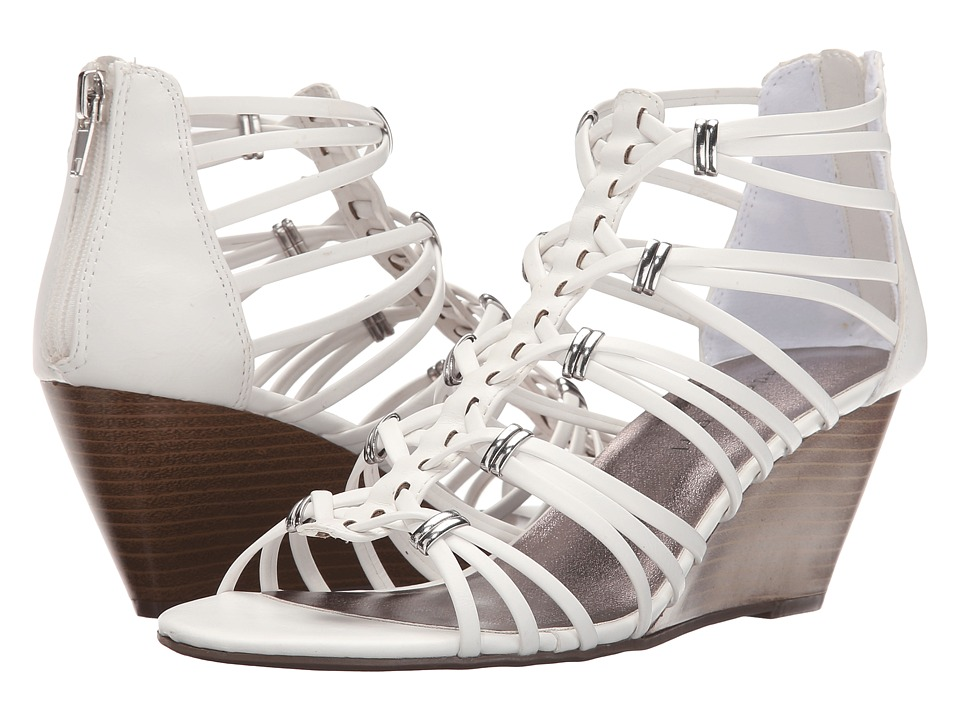 Madden Girl - Hoistt (White Paris) Women's Sandals