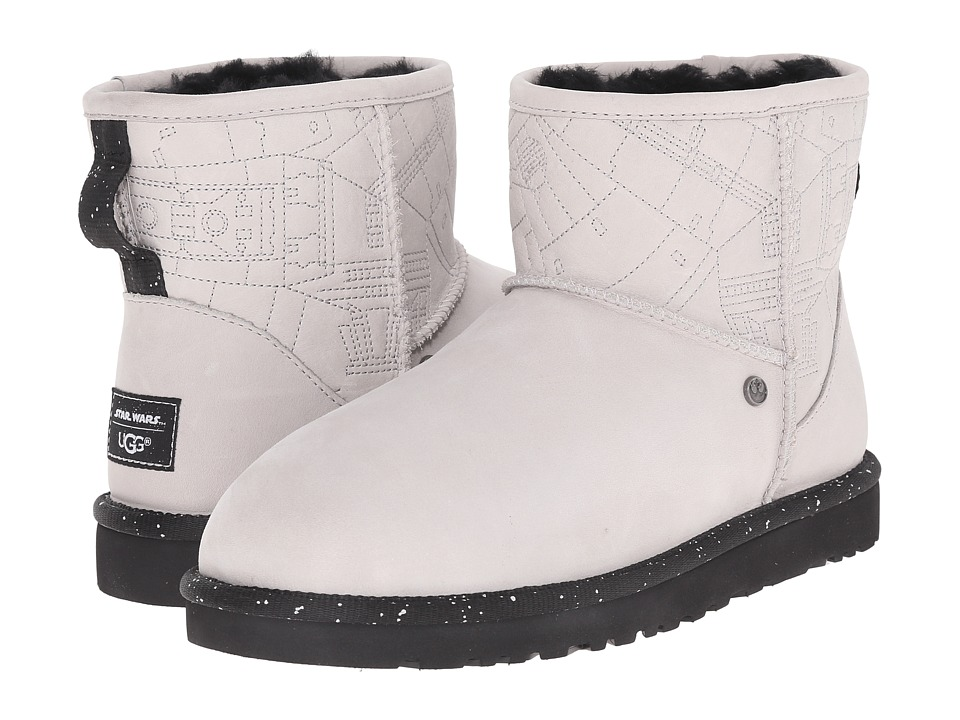 UGG - Millennium Classic Mini (Grey) Women's Pull-on Boots