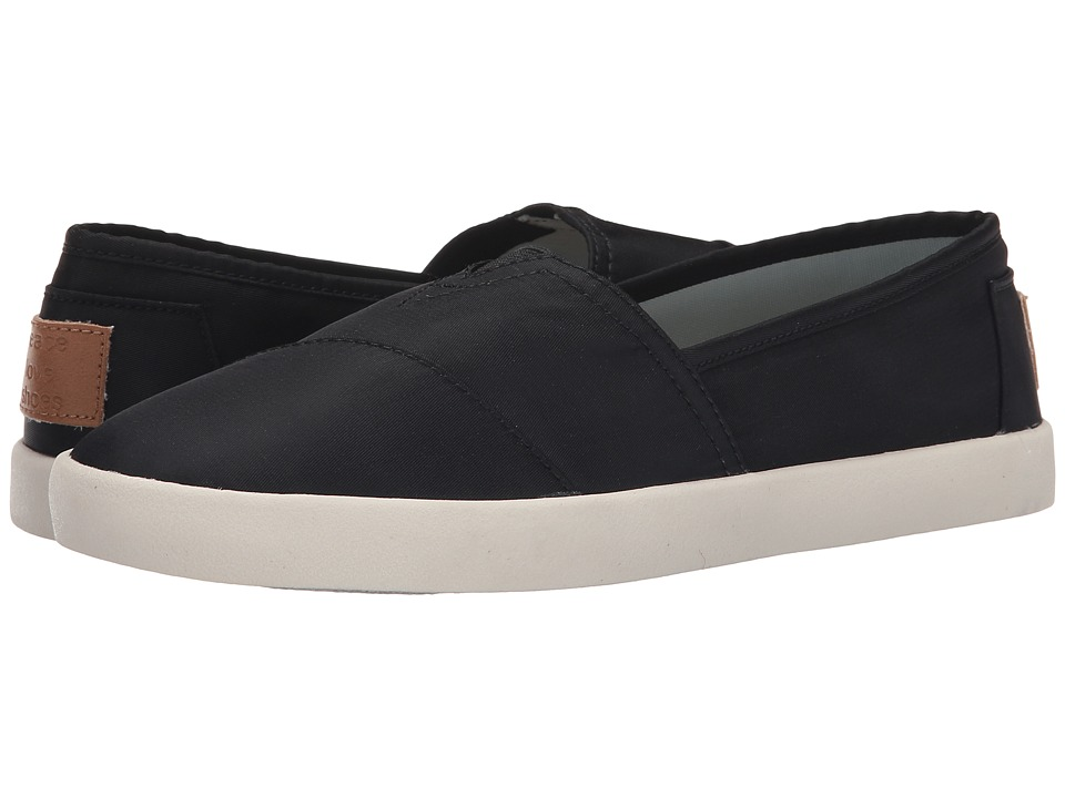 Madden Girl Sail (Black Fabric) Women