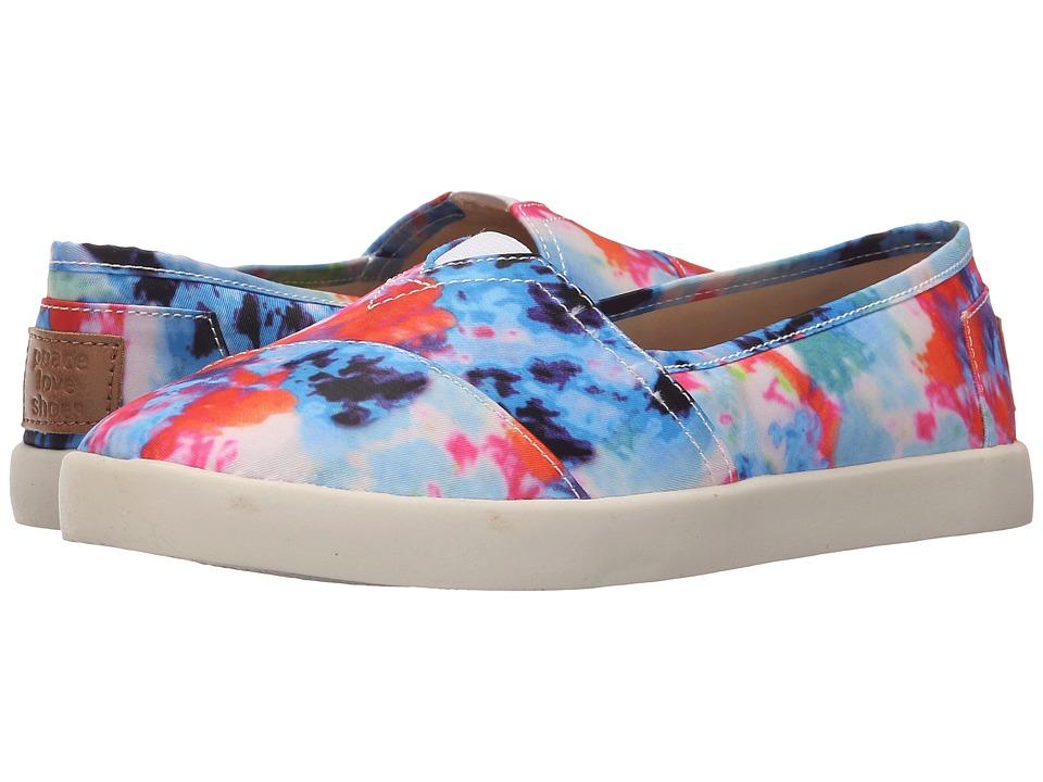 Madden Girl - Sail (Tye Dye) Women's Flat Shoes