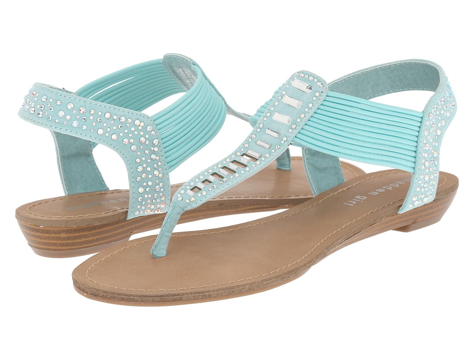 Madden Girl - Triixie (Mint Green) Women's Sandals
