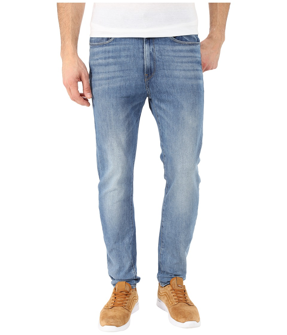 G-Star - Type C 3D Super Slim in Humber Stretch Denim Light Aged (Humber Stretch Denim Light Aged) Men's Jeans
