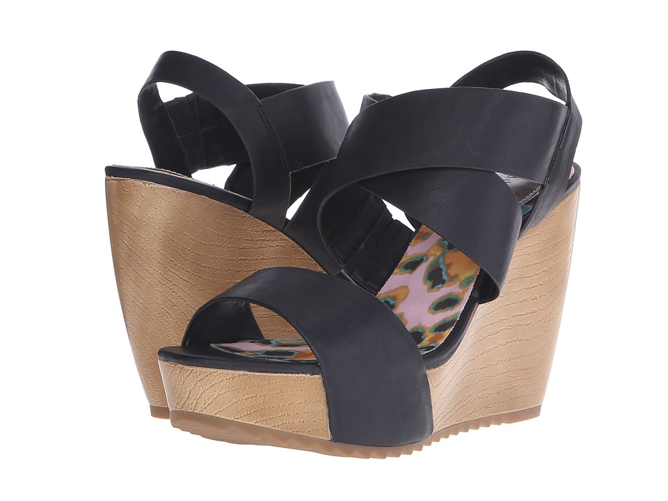 Madden Girl - Romaaa (Black Paris) Women's Sandals