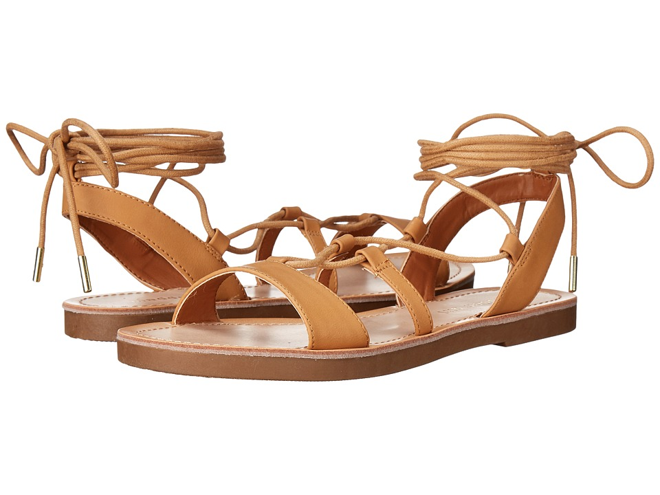 Madden Girl - Lotussss (Cognac Paris) Women's Sandals