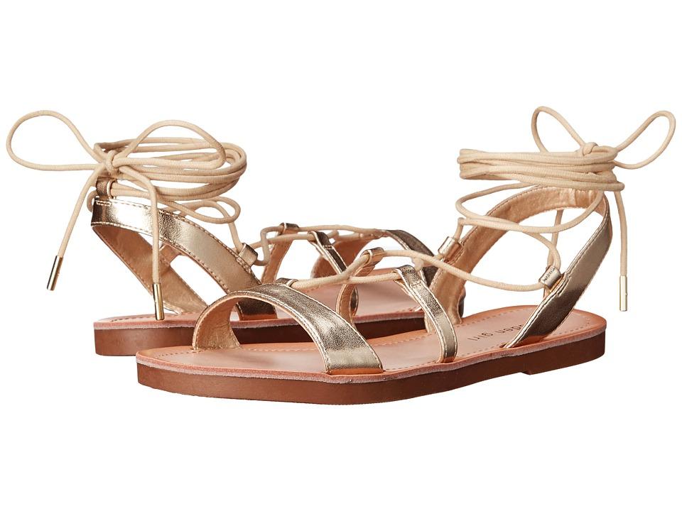 Madden Girl - Lotussss (Platinum) Women's Sandals