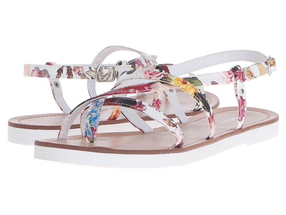 Madden Girl - Ludo (White Multi) Women's Sandals