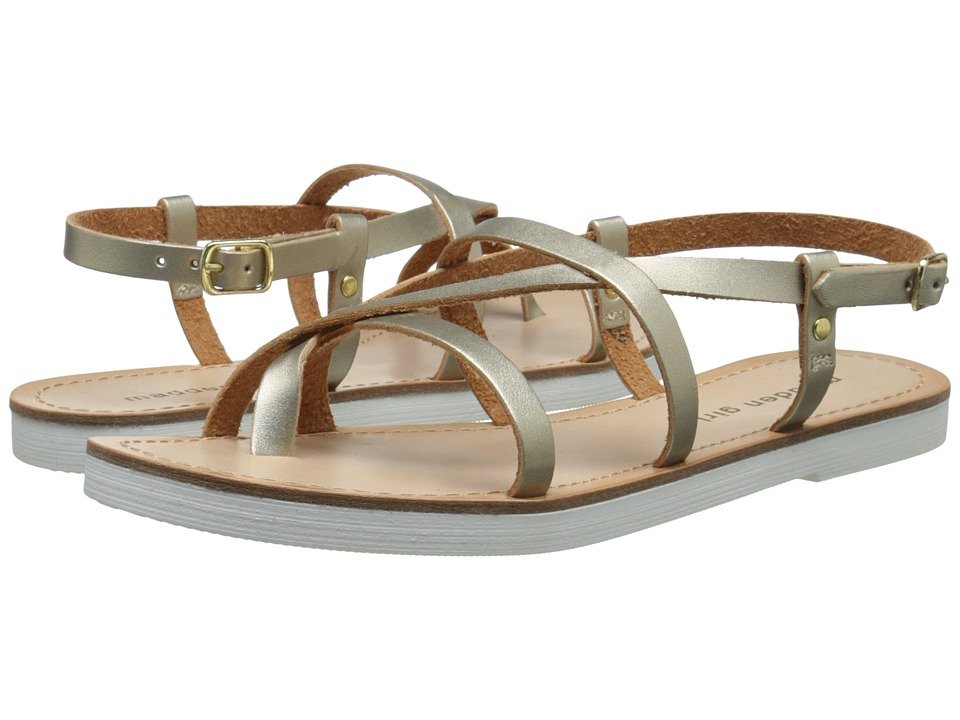 Madden Girl - Ludo (Platinum) Women's Sandals