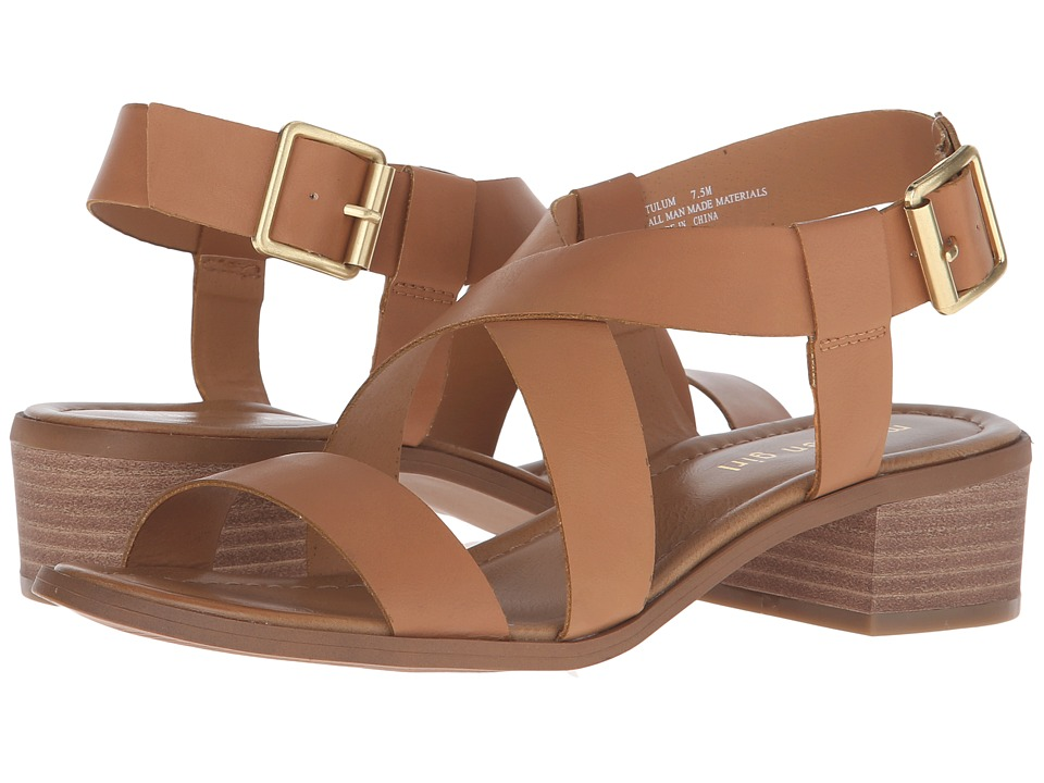 Madden Girl - Tulum (Cognac Paris) Women's Sandals