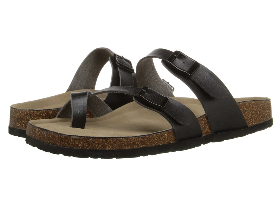 Madden Girl - Bryceee (Black Paris) Women's Sandals
