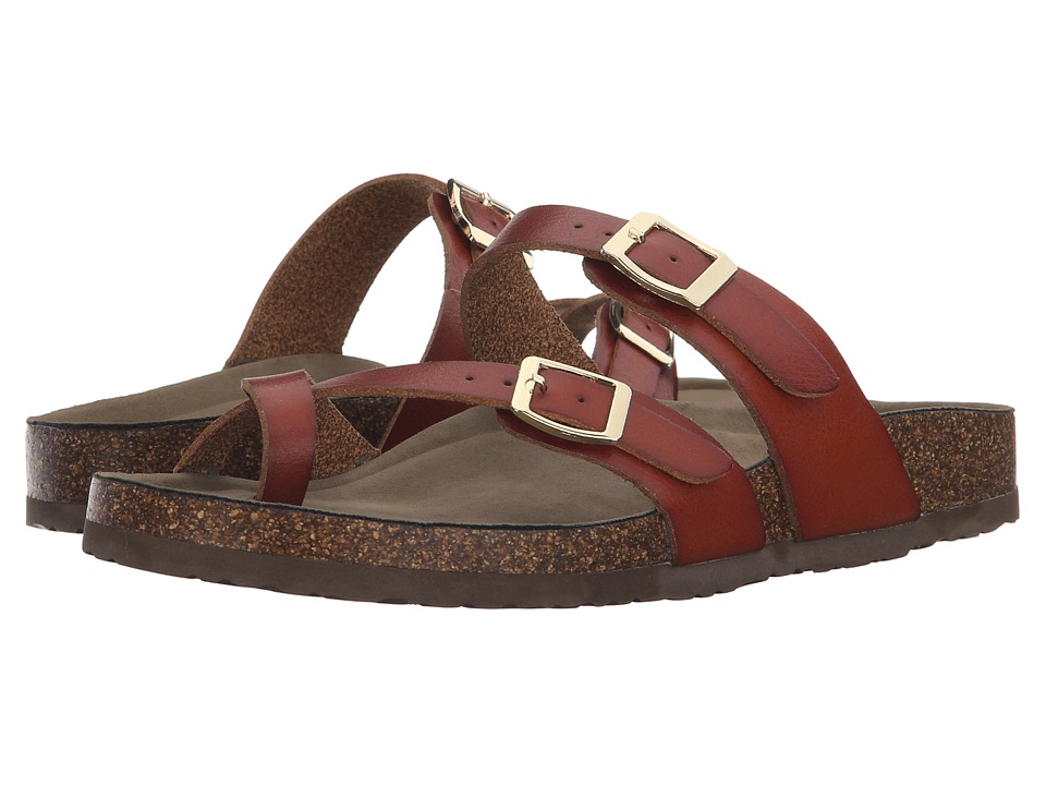 Madden Girl - Bryceee (Cognac Paris) Women's Sandals