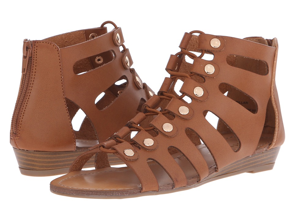 Madden Girl - Pillar (Cognac Paris) Women's Sandals