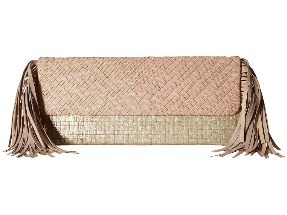 Sam Edelman - Kathlyn (Modern Ivory/Seasheel Pink) Handbags