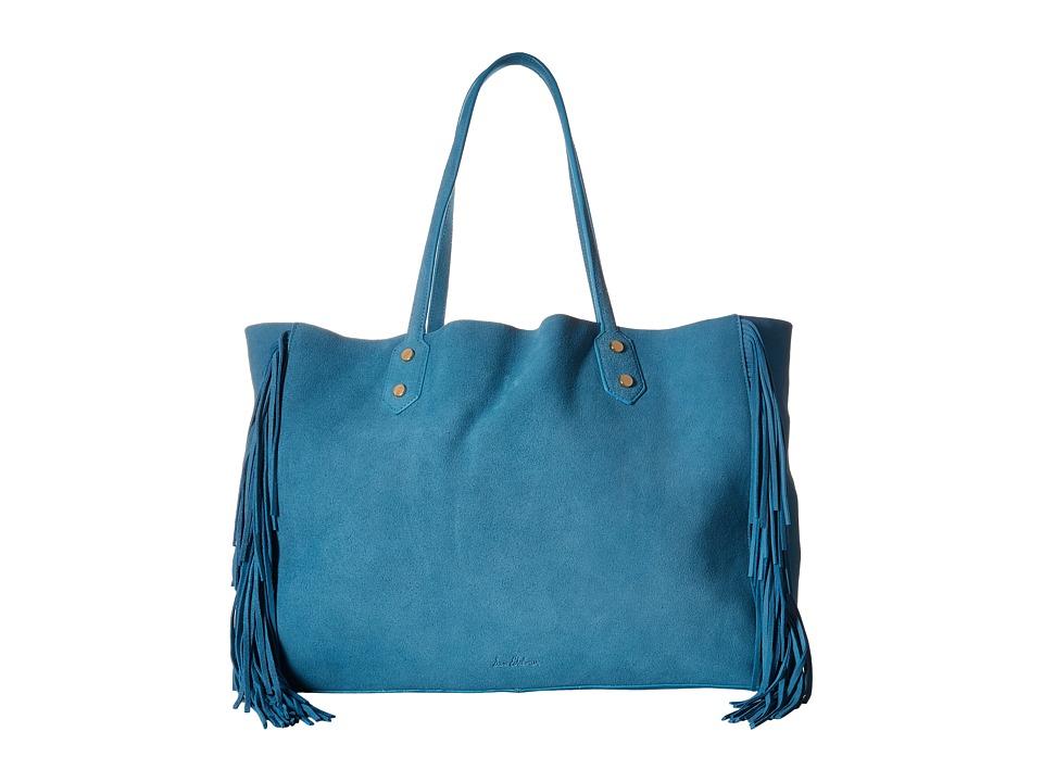 Sam Edelman - Payton (Malibu Blue Suede) Handbags
