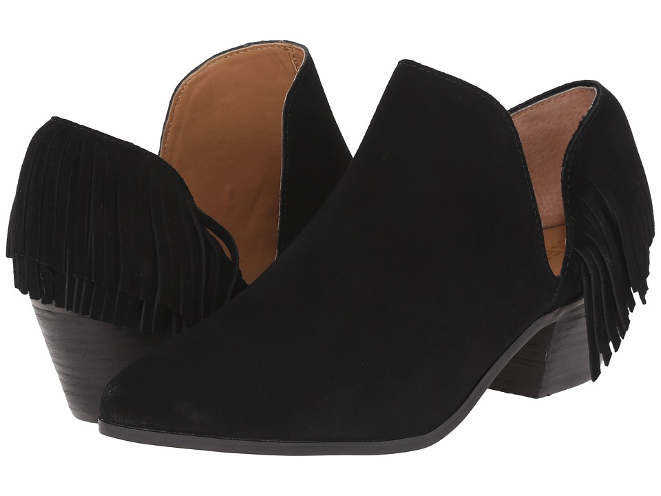 Report - Ignatious (Black) Women's Pull-on Boots