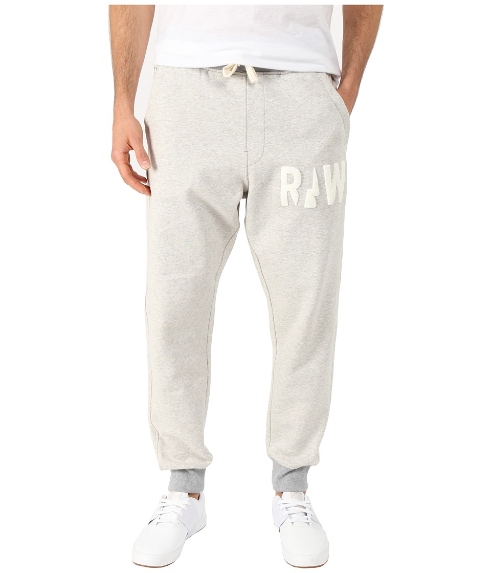 G-Star - Grount Sweatpants (Vintage Heather) Men's Casual Pants
