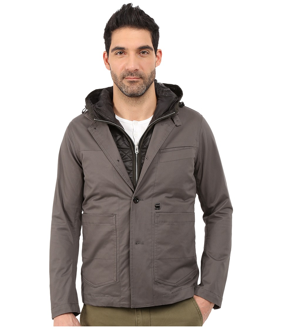 G-Star - Bronson Blazer (Carbid) Men's Jacket