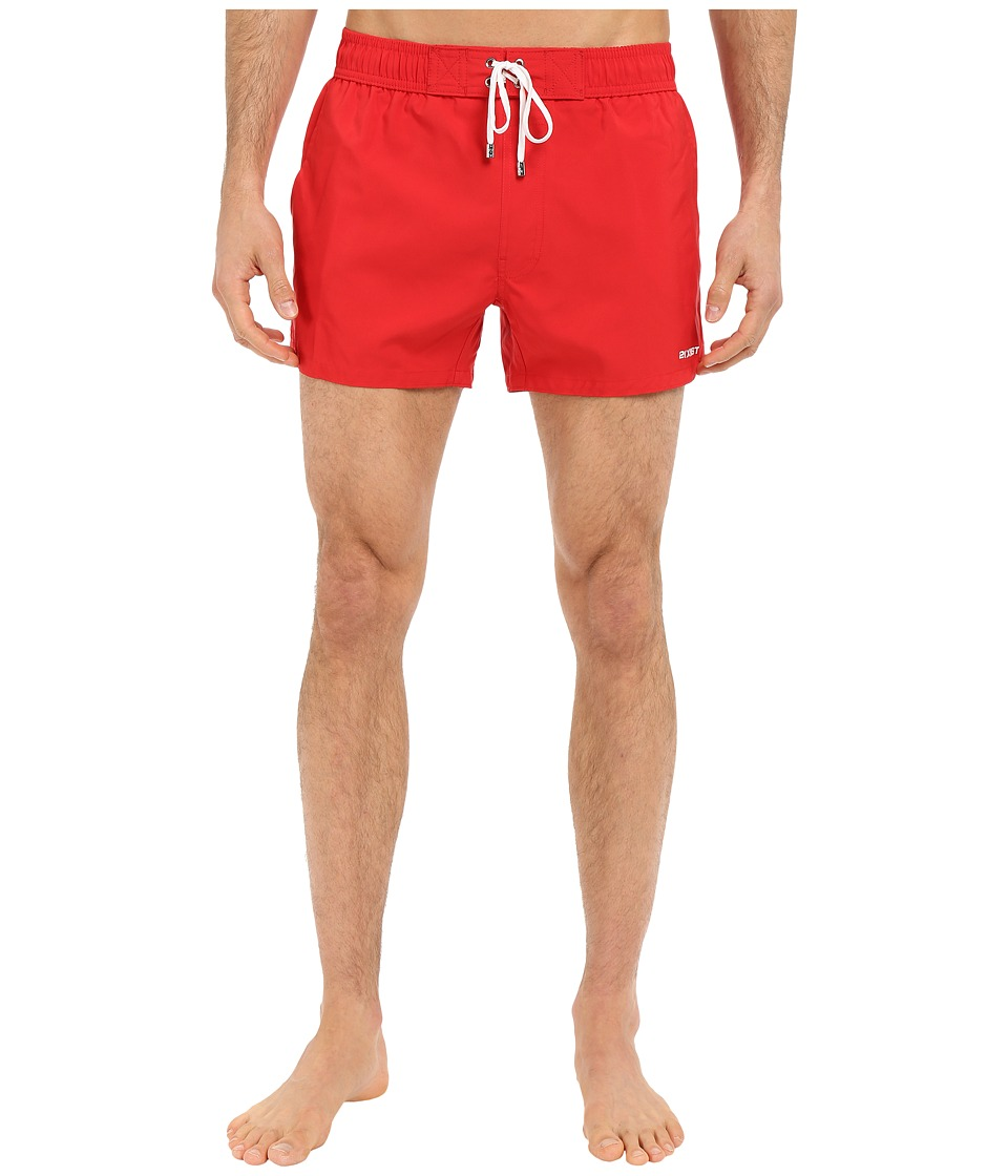 2(X)IST - Essential Ibiza (Salsa Red) Men's Swimwear
