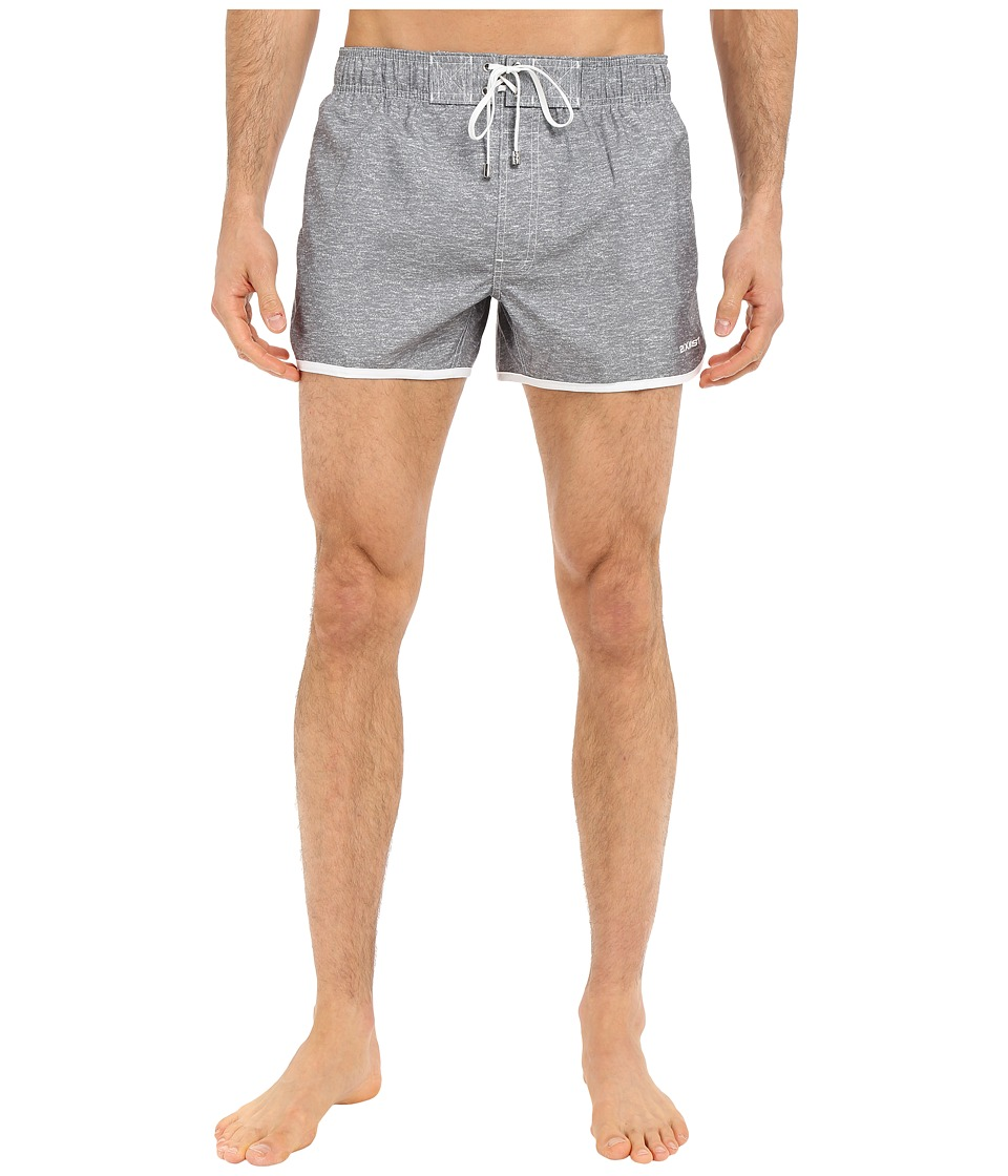 2(X)IST - Jogger (Heather Grey/White) Men's Swimwear