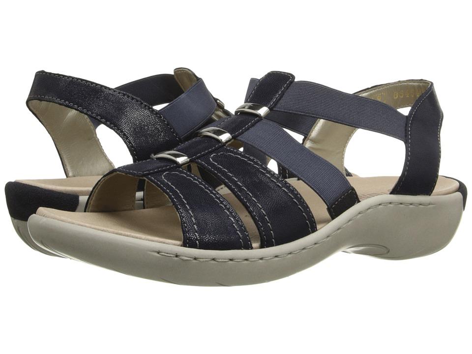 Rieker - R8561 Flippa 61 (Navy) Women's Sandals