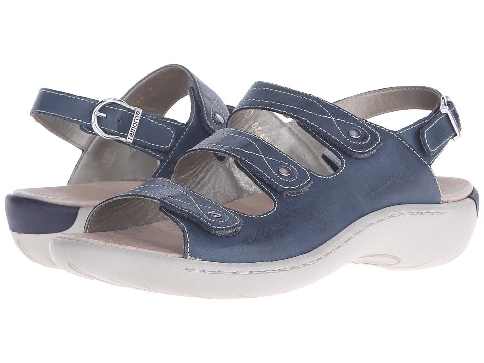 Rieker - R8566 Filippa 66 (Mare) Women's Sandals