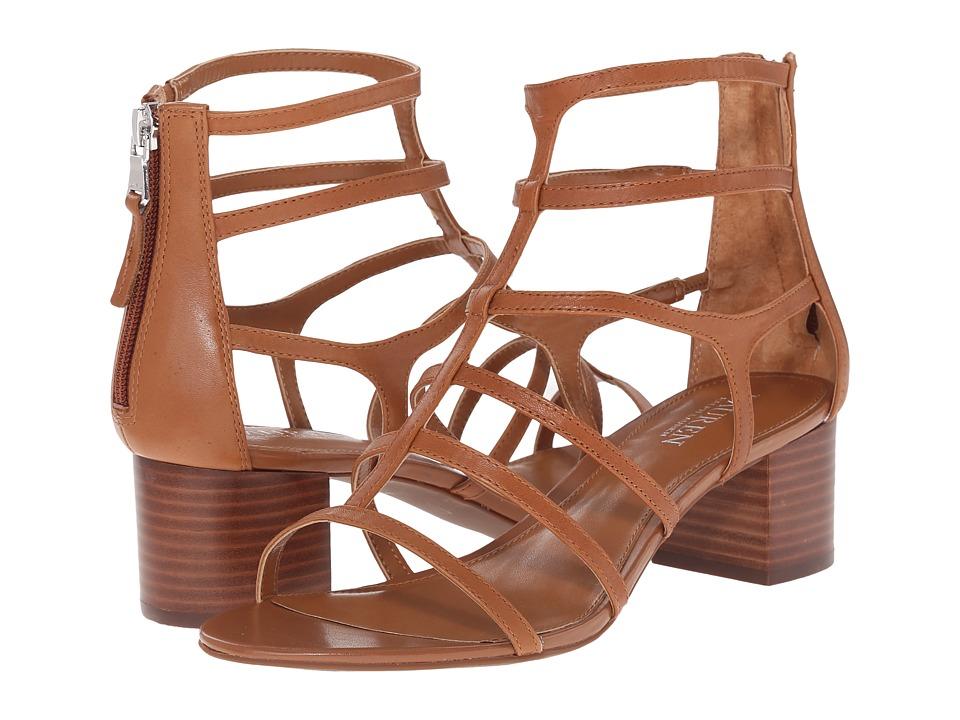 LAUREN Ralph Lauren - Madge (Polo Tan Soft Burnished Calf) High Heels