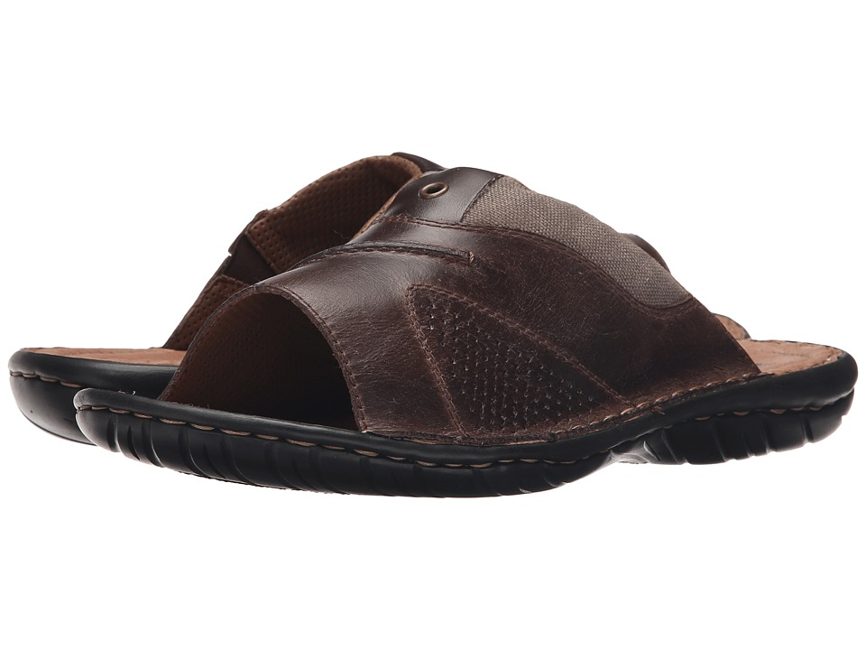 Rieker - 26595 Christoph 95 (Nougat/Stone/Nougat) Men's Sandals