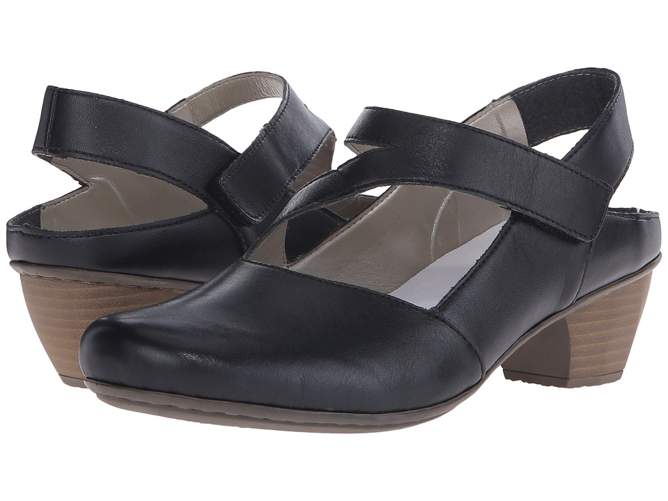Rieker - 41779 Mariah 79 (Nero/Black) Women's Sling Back Shoes