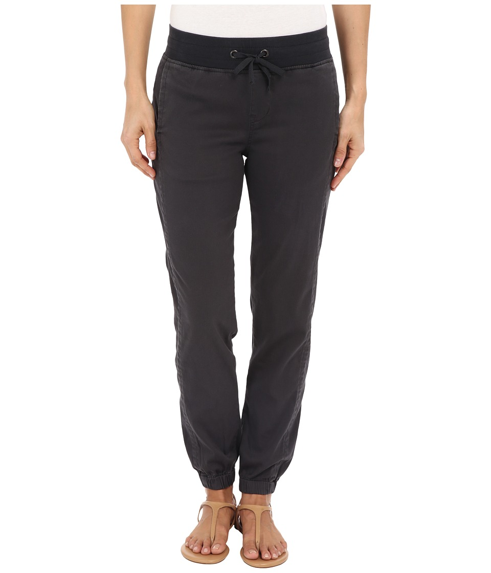 UNIONBAY - Carlita Solid Joggers (Dark Galaxy Grey) Women's Casual Pants