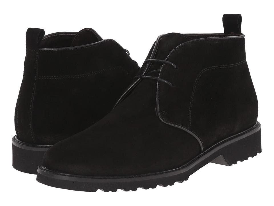 Bruno Magli - Wender (Black) Men's Shoes