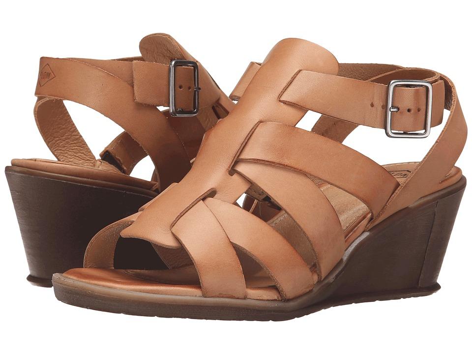 PLDM - Shannon VGT (Cuero) Women's Wedge Shoes