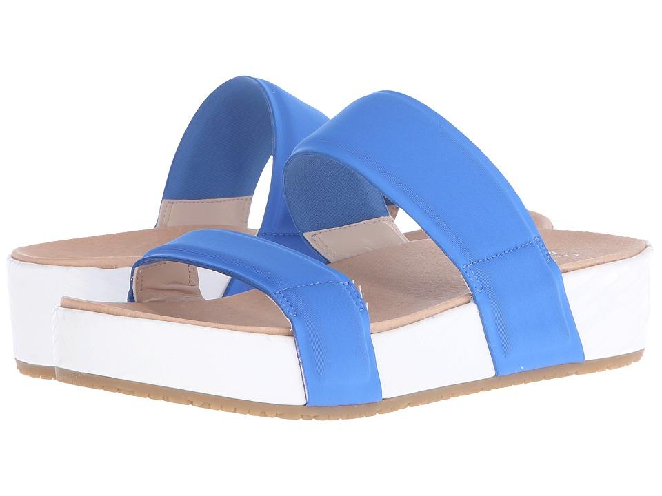 Dr. Scholl's - Frazzle - Original Collection (Blue Neoprene) Women's Shoes