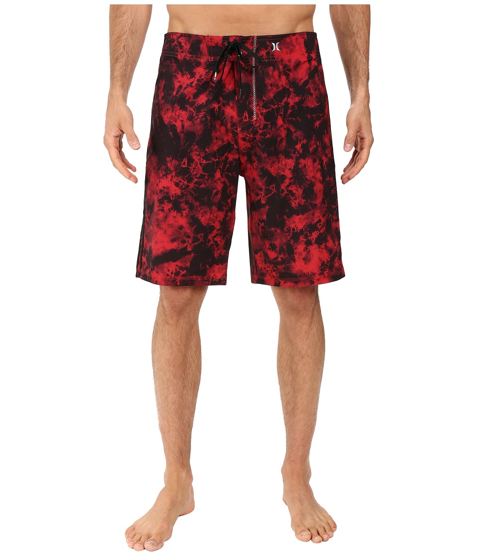 Hurley - Phantom JJF 2 21 Boardshorts (Gym Red) Men's Swimwear