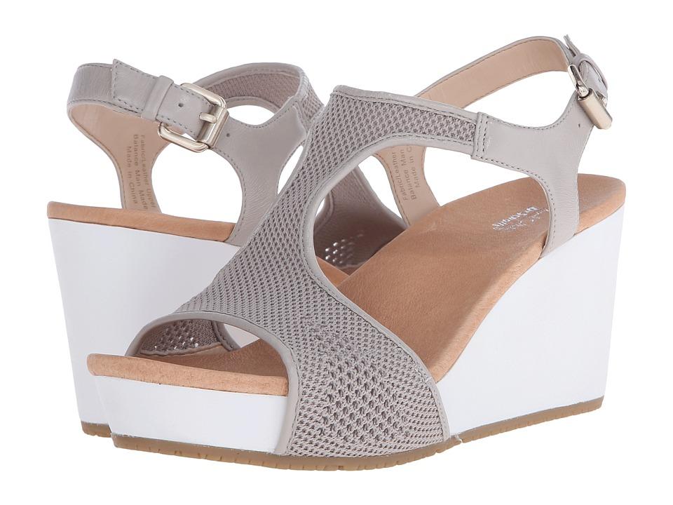 Dr. Scholl's - Wiley - Original Collection (Bone Mesh/White Bottom) Women's Shoes