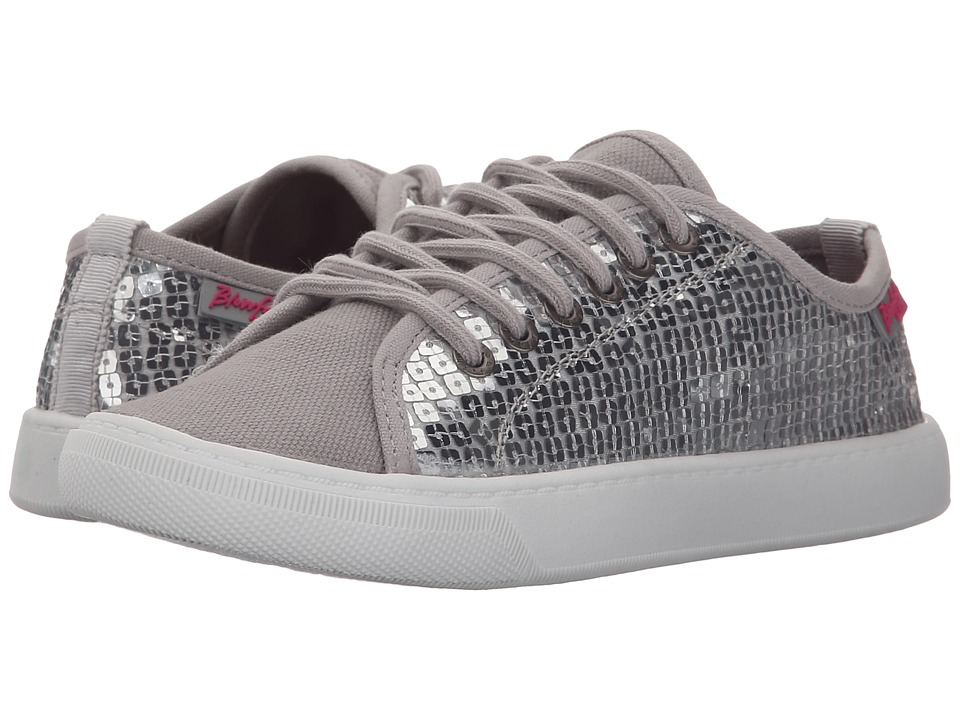Blowfish Kids - Pabala-K (Little Kids/Big Kids) (Silver Disco Ball) Girl's Shoes