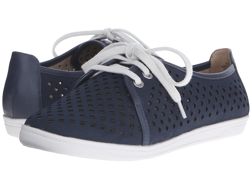 Easy Spirit - Dafina (Navy/Navy Synthetic) Women's Shoes