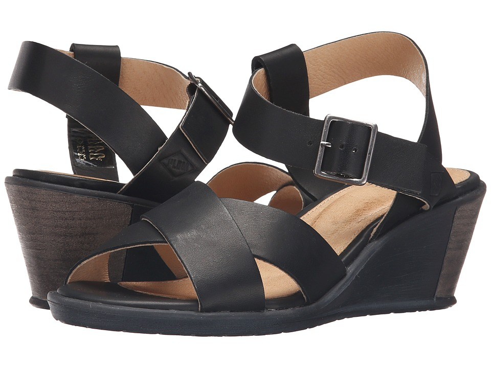 PLDM - Snug VGT (Black) Women's Sandals