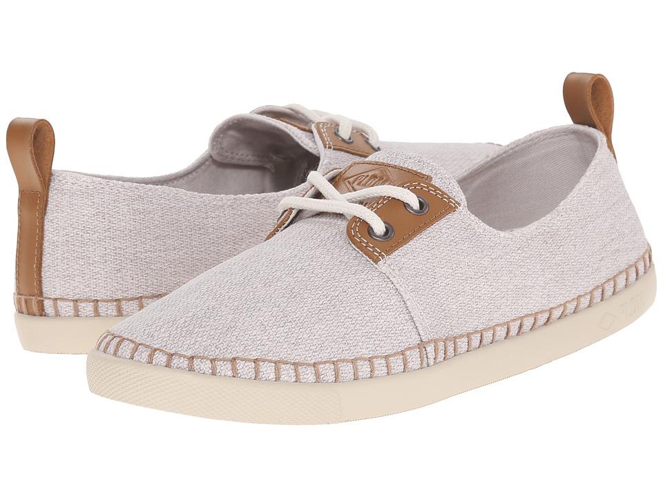 PLDM - Baclara CVS (Light Grey) Women's Lace up casual Shoes