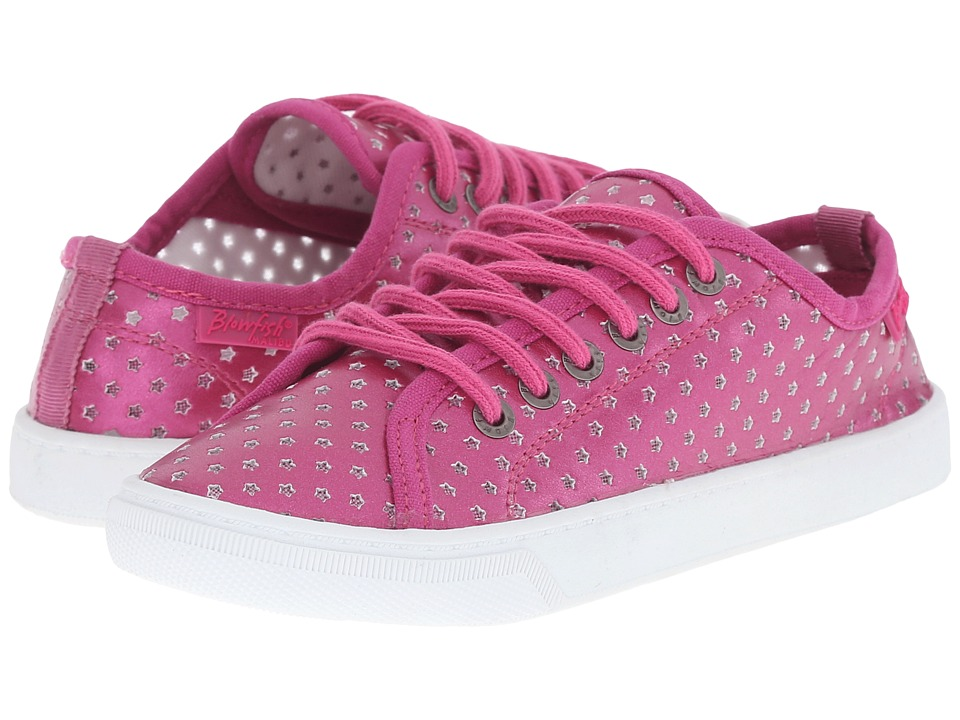 Blowfish Kids Pabala-K (Little Kids/Big Kids) (Pink Pearled Metallic/Star Perf) Girl
