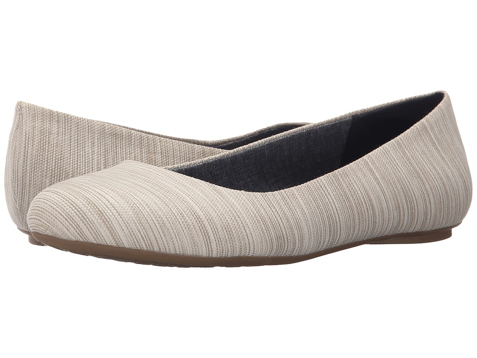 Dr. Scholl's - Really (Smoke Harmony Stripe) Women's Flat Shoes