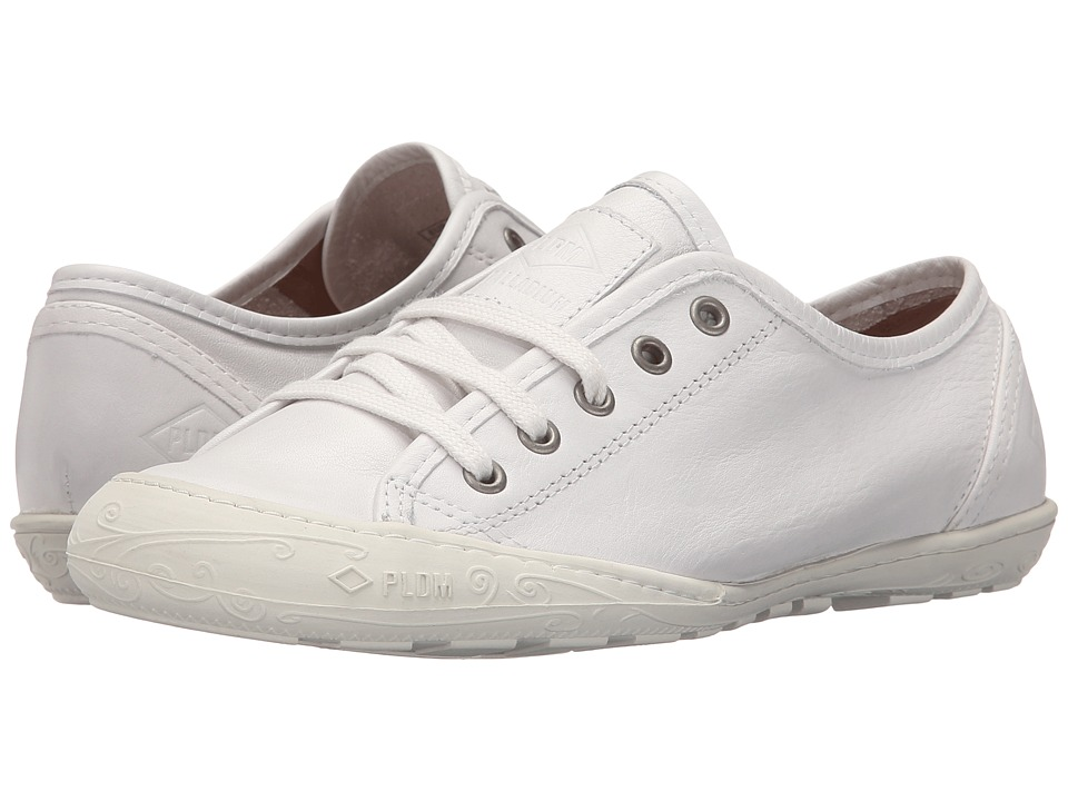 PLDM - Game VAC (White) Women's Lace up casual Shoes